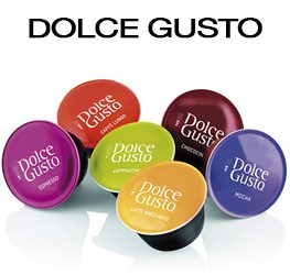 LINEA DOLCE GUSTO